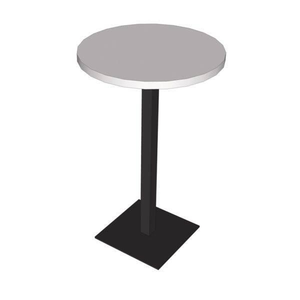 """Table haute """"mange debout"""""""