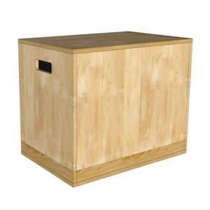 Box Jump 50 cm